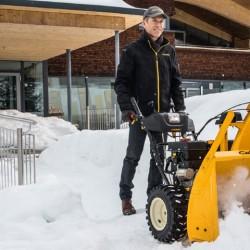 Wintertechnik: Cub Cadet